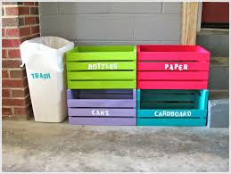 best kitchen gallery laura s plans easy d i y home recycling center of recycling containers for home