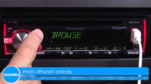 pioneer deh xs display and controls demo crutchfield video pioneer deh x3700s display and controls demo crutchfield video