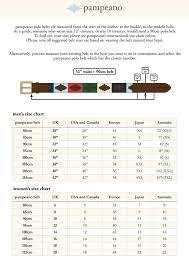 Polo Belt Multi Pampeano Argentine Polo Belts Multi Coloured