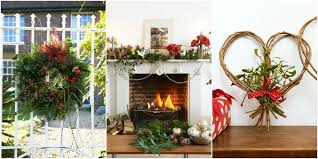 8 ways to decorate your home with greenery this christmas