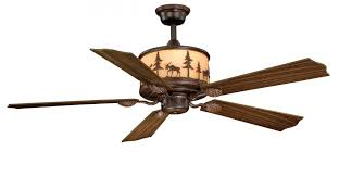 rustic ceiling fans. Vaxcel FN56305BBZ Yellowstone Ceiling Fan, 56\ Rustic Ceiling Fans F