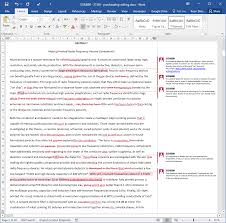 example proofreading and editing scribbr example proofreading nl screen