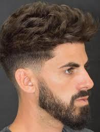 Men Haircuts Good Thick Hair Guys Haircut Ideas In Short Cool Top