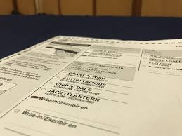 How To Make Ballots On Microsoft Word Pa Is Spending Millions On Election Security But The