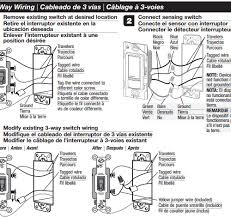 pleasing electrical how do i wire a 3 way motion sensor? home motion sensor light switch wiring diagram at Motion Sensor Switch Wiring Diagram