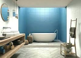 posh blue tile bathroom paint colors dark ideas floor navy bath rugs ide