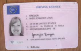 Jump Driving Uk Across Pond Skip And Hop License A My Big