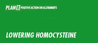 Lowering Homocysteine