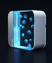 cubic pulse 80 jellyfish aquarium with led lighting