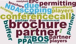 Anglicismos y acrónimos para técnicos de renovables y medio ambiente