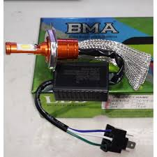 Bình luận BMA Led - Bóng đèn Led xe máy chân HS1 - Đèn Led chân H4 - 12v  Điện máy AC và Điện bình DC