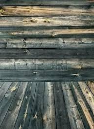 en weathered wood wall shelf