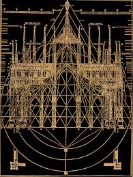 "americaneldritch latent geometery in ecclesiastical gothic  american eldritch latent geometery in ecclesiastical gothic architecture from ""the beautiful necessity seven essays on theosophy and architecture"" by"