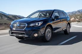 2018 Subaru Outback 3.6R First Test: The More Powerful Multi ...