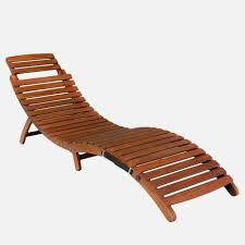 folding chaise lounge chairs outdoor lovely best ing del rio wood outdoor chaise lounge garden
