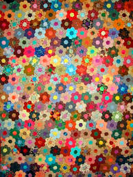 Image result for hexagon quilt pattern | Quilts | Pinterest ... & Image result for hexagon quilt pattern Adamdwight.com