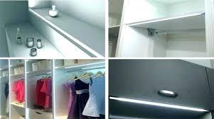 glass shelf lighting. Led Shelf Lighting Shelves Glass Recessed