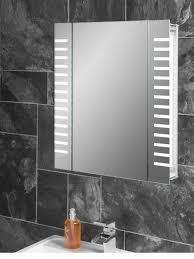Demister Bathroom Mirrors Platinum Range 16003 Led Bathroom Mirror Cabinets Light Mirrors