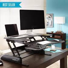 adjustable standing desk office. height adjustable standing desks varidesk sittostand cheapest is 395 desk office s