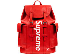 louis vuitton x supreme backpack. louis vuitton x supreme backpack i