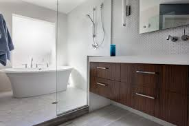 Small Picture Modern Bathroom Remodel Bathroom Decor