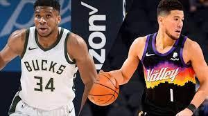 2021 NBA Finals Prediction Bucks vs Suns! - YouTube