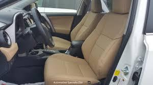 Katzkin Tan RPLA Leather Interior Seat Covers Fits 2013 2014 2015 ...