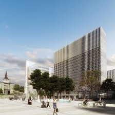 office building design architecture. Winning Design Chosen For Norwegian Government Headquarters Following 2011 Terrorist Attack · Nordic Office Of Architecture Building N