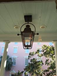 why paint your porch ceiling blue