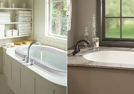 mti new yorker air tub shown with both drop in and undermount installations