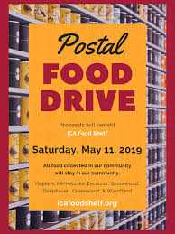 Food Drive Posters Postal Food Drive Ica Food Shelf