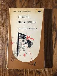 DEATH OF A DOLL by Hilda Lawrence vintage Dolphin paperback CLASSIC MYSTERY  | eBay