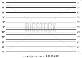 Mugshot Height Chart Images Illustrations Vectors Free