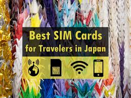 Japan Sim Card Vending Machine Classy The Best Japan SIM Cards For Travelers