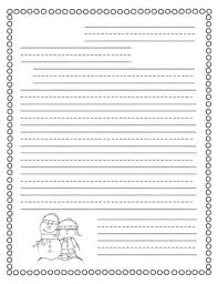 Primary Letter Writing Paper Primary Letter Writing Paper