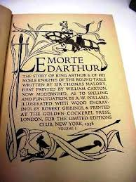 the story of king arthur of his noble