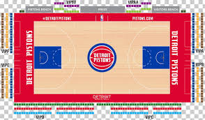 Detroit Pistons Seating Chart Palace Of Auburn Hills Little Caesars Arena The Palace Of Auburn Hills Detroit