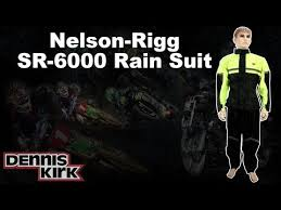 Nelson Rigg Sr 6000 Storm Rider 6000 Rain Suit