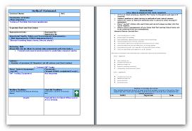 Method Of Statement Sample Portable Appliance Testing PAT Method Statement 19