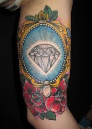 Sparkling Diamond Tattoo Designs Tattoo Collections