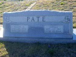Bernice Pate (1911-2001) - Find A Grave Memorial