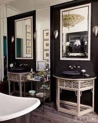 elle decor bathrooms. Black Bathrooms Decor Ideas Via Belle Vivir Blog Elle