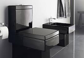 Vero Black Stand Toilet By Duravit STYLEPARK - Duravit bathroom