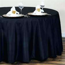 round table cloths black whole polyester round tablecloth for wedding banquet restaurant communion tablecloths uk