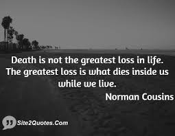 Loss Of Life Quotes Best Quotes About Loss In Life 48 Quotes