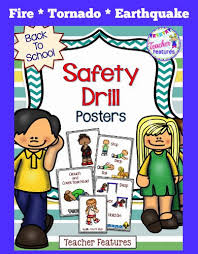 Stay safe during an earthquake. Got To Have For Back To School 11 Anchor Charts For Tornado Drills Fire Drills And Earthquakes Earthquake Safety Teacher Features Fire Safety