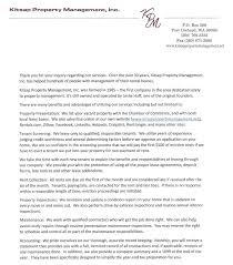 Property Management Proposal Property Management Proposal Pdf