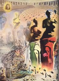 salvador dali the hallucinogenic toreador 1970