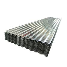 cold rolled galvalume corrugated steel roofing sheet for roof tile