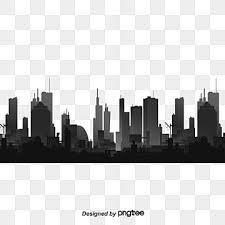 Free Download   <b>Urban</b> Sunset <b>Silhouette Creative</b> PNG Images ...